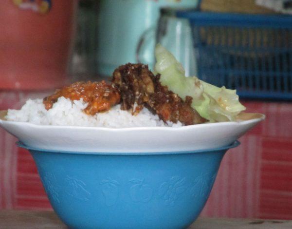 Nasi Belut Kraton